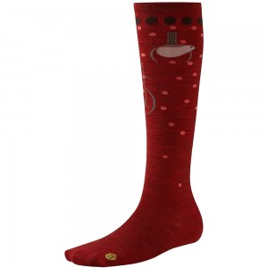 Bas Smartwool Charley Harper Homeward Bound Knee High (femmes)