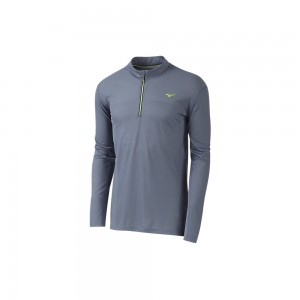 Chandail ML BT Body Mapping Half Zip (hommes)