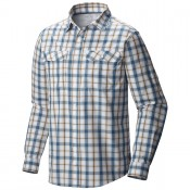 Chemise ML Mountain Hardwear Canyon Plaid