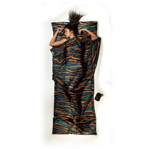 DOUBLURE D'APPOINT COCOON TRAVEL SHEET SILK AFRICAN