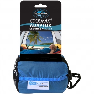 Doublure d'appoint Sea to Summit Coolmax Adaptor