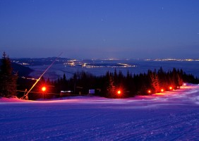 Photo : Le Massif Charlevoix