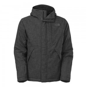 Manteau d'hiver The North Face Tweed Stanwix (hommes)