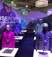 Nouvelle collection TNF FuseForm aut 15