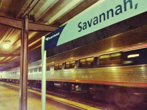 Train Savannah