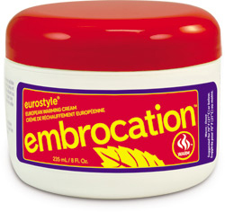 embrocation